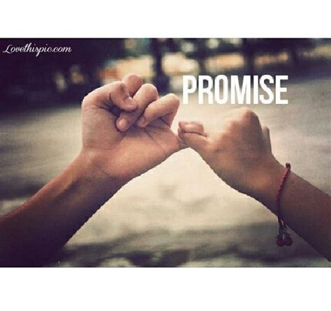 17 Best Pinky Promise Quotes on Pinterest   Love you quotes, Love me and Love poems