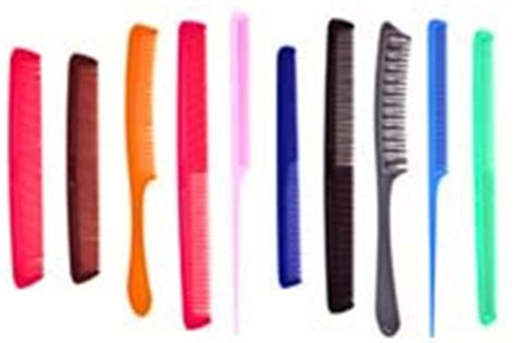 Types Of Hair Combs And Their Uses by Types Of Hair Combs Their Uses