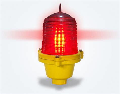 led aviation obstruction light ol10 led based low intensity obstruction light