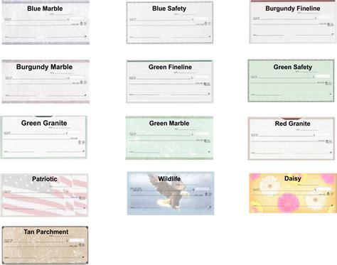 buy bank checks order checks