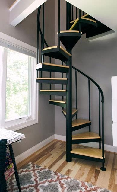 attic stairs spiral staircases for attics paragon stairs