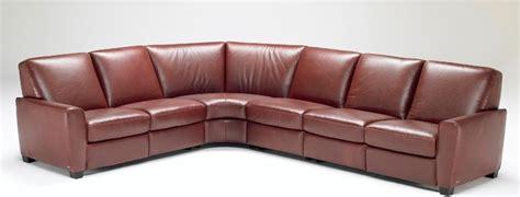 transitional leather sectional natuzzi editions transitional leather sectional sofa b615
