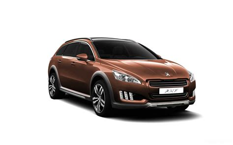 peugeot cars 2012 2012 peugeot 508 rxh wallpaper hd car wallpapers