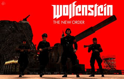 The New - zanitors wolfenstein the new order by lizarkeo on
