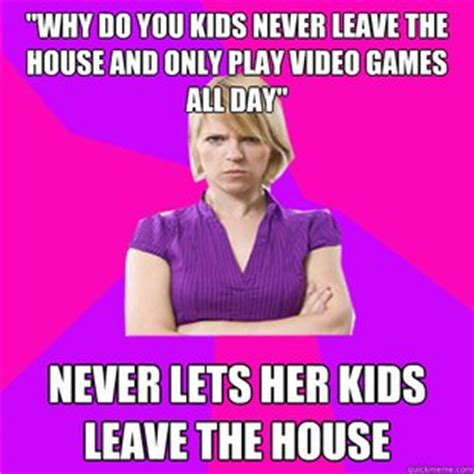 Angry Dad Meme - always angry suburban mom