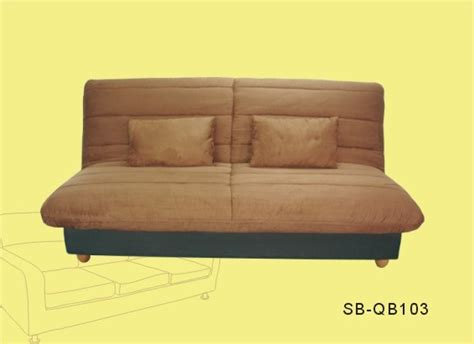 China Euro Style Fabric Sofa Bed Sb Qb103 China Fabric