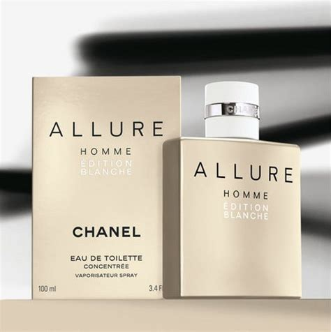 chanel allure homme edition blanche ml edt perfume