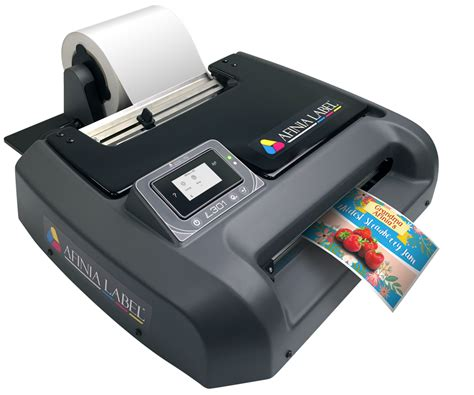 small color printer frequently asked questions afinia label
