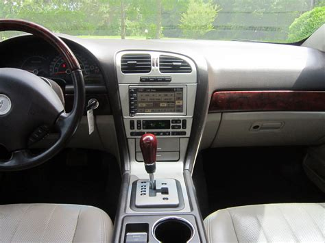 Lincoln Ls Interior by 2003 Lincoln Ls Interior Pictures Cargurus