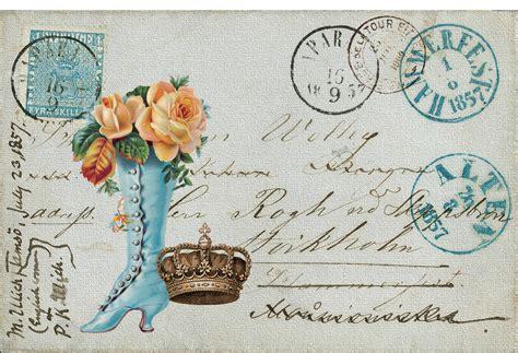 imagenes tarjetas retro les cosetes de dudu tarjetas postales vintage de regalo ii