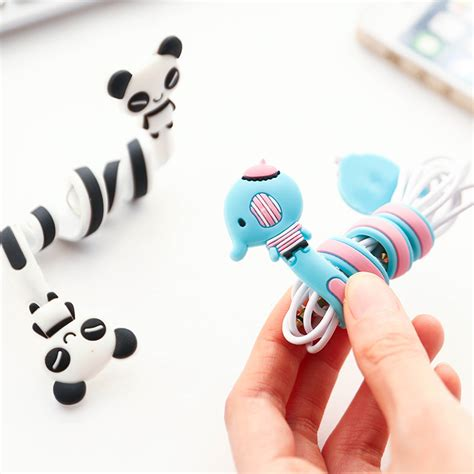 Lilitan Kabel Korea Cable Winder מוצר cord winder reversal korea fashion creative lovely classic adorable