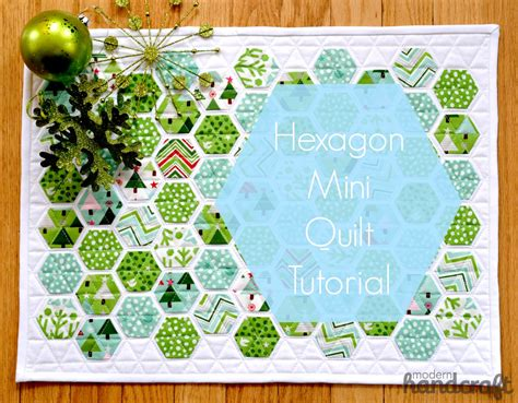 Hexagon Quilt Tutorial by Of The Divide All Things Hexi Tutorials Free