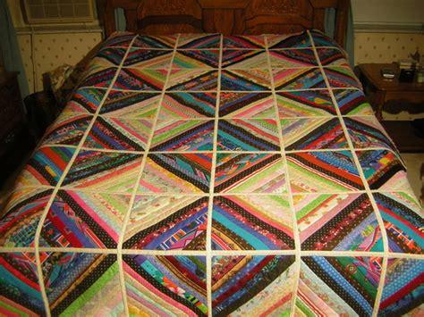 String Name Tutorial - ditter s string quilt