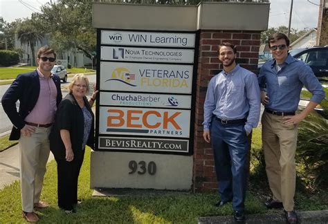 Post Office Hours Tallahassee by Beck Partners Secures New Tallahassee Office