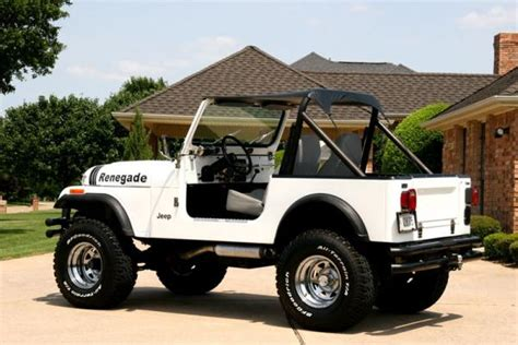Harga Merkuri Klorida 1977 jeep cj information and photos momentcar