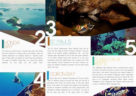 travel brochure layout design travel brochure on behance