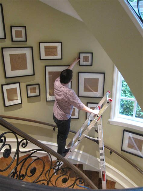 how to hang art on wall how to hang a gallery photo wall maria killam the true
