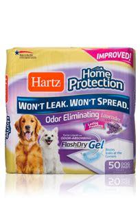 hartz puppy pads hartz 174 home protection odor eliminating pads lavender scent hartz