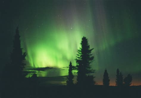 northern lights in alaska in august the northern lights in alaska august 2000 chena 1