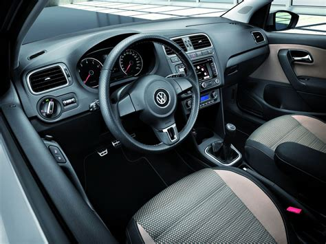 volkswagen polo interior 2010 spied the vw cross polo caught testing in pune