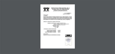 carta de retencion impuestos infonavit carta de retencion impuestos infonavit adecuaciones