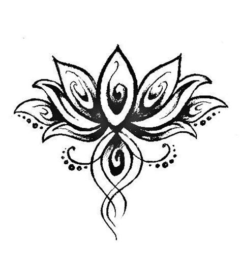 rebirth tattoo designs lotus depression symbol rebirth