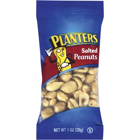 Are Planters Peanuts For You by Planters Peanuts 1 Oz