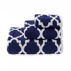 navy bath towels buy riviera jacquard bath towel in navy from bed bath beyond