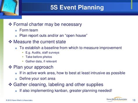 event planning report sle 5s event planning formal