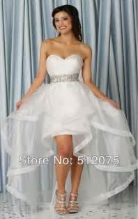 high low wedding dresses 2013 popular high low wedding dresses 2013 aliexpress