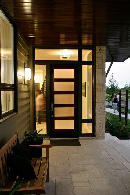 Doors 4 Home by Modern Mahogany Entry Door Entry