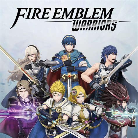 Kaset Nintendo 3ds Emblem Warriors Emblem Warriors Nintendo Switch Nintendo