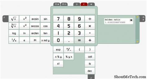 free online calculator top 5 free online scientific calculator