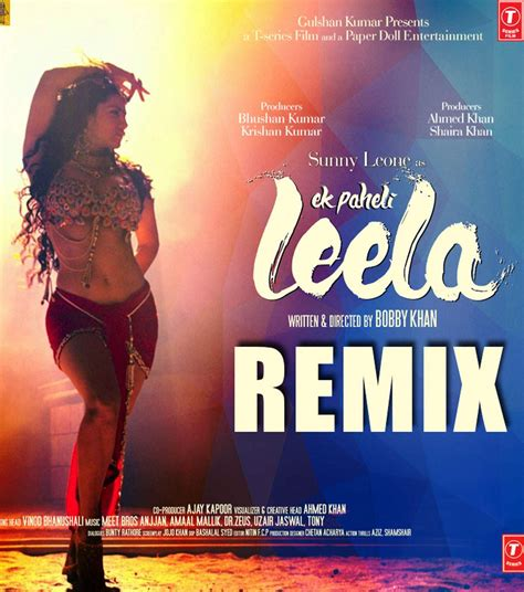 download despacito hindi remixes mp3 songs by dj sam3dm ek paheli leela remix 2015 hindi remix mp3 song free download