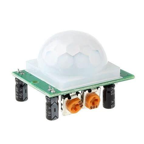 Hc Sr501 Pir Motion Sensor Module hc sr501 pyroelectric infrared pir motion sensor detector