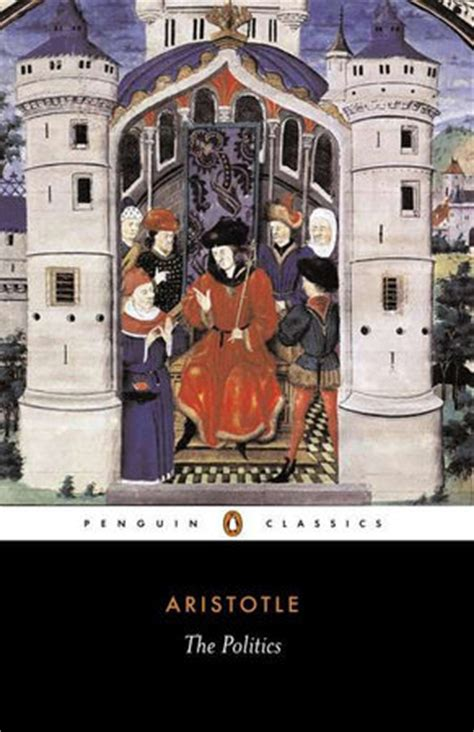 Aristotle The Politics the politics by aristotle penguinrandomhouse