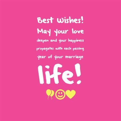 Happy Married Life Quotes To Friend   sinmonotonia