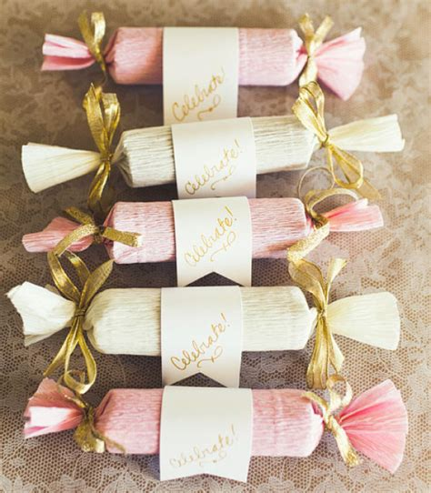 Home Decor Trade Show by Diy Candy Popper Favors Entertaining B A S Blog