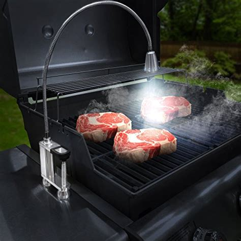 Backyard Grill How To Light Led Concepts 174 Bbq Grill Light 12 Bright Led Great