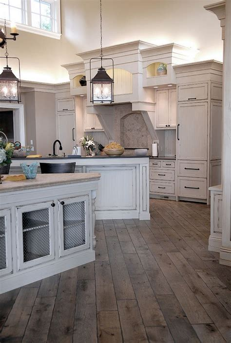 rustic white kitchen rustic kitchens that draw inspiration cowgirl magazine