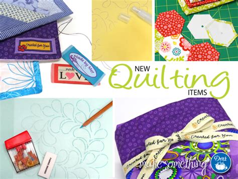 Quilting Supplies by New Dritz Quilting Supplies