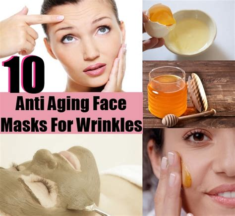 10 Best Home Made Anti Acne Masks by Top 10 Anti Aging Masks For Wrinkles Diy