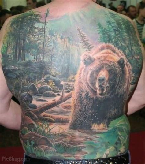 best tattoo pictures in the world best tattoos in the world best bear world tattoo