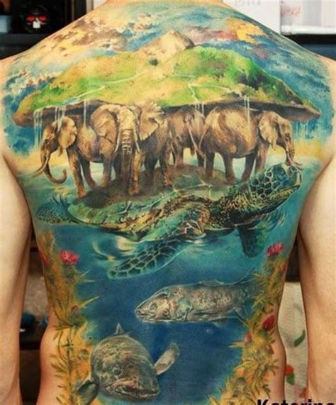 animal tattoo on back wonderful animal tattoo on back ideas tattoo collection