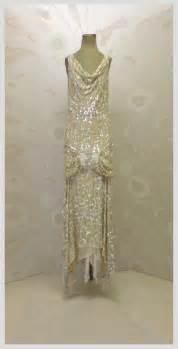 joanne fleming design sequin art deco dress