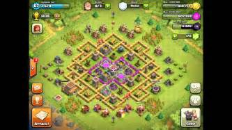 Best town hall level 8 farming base best of all youtube