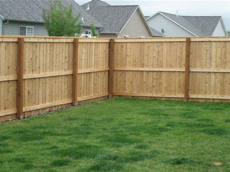build  fence   common ways
