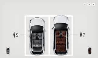 How Many Seats In A Hyundai Santa Fe Grand Santa Fe Suv Showroom Hyundai Motor Company