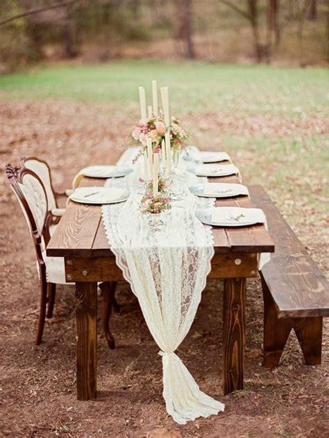 Rustic Wedding Decorations 20 Id 233 Es D 233 Co Pour Un Mariage Champ 234 Tre Romantique
