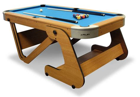 Riley folding pool table rpt 6f liberty games